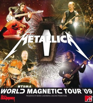 Metallica World Magnetic Tour
